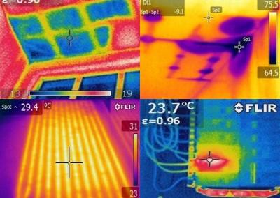Infrared sample